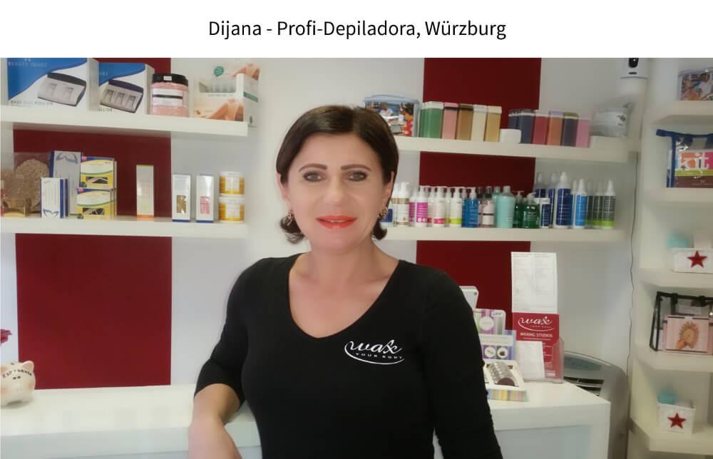 Massage body würzburg body to LSH